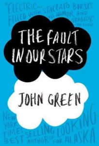 """Buchcover: """"The Fault in Our Stars"""" von John Green"""