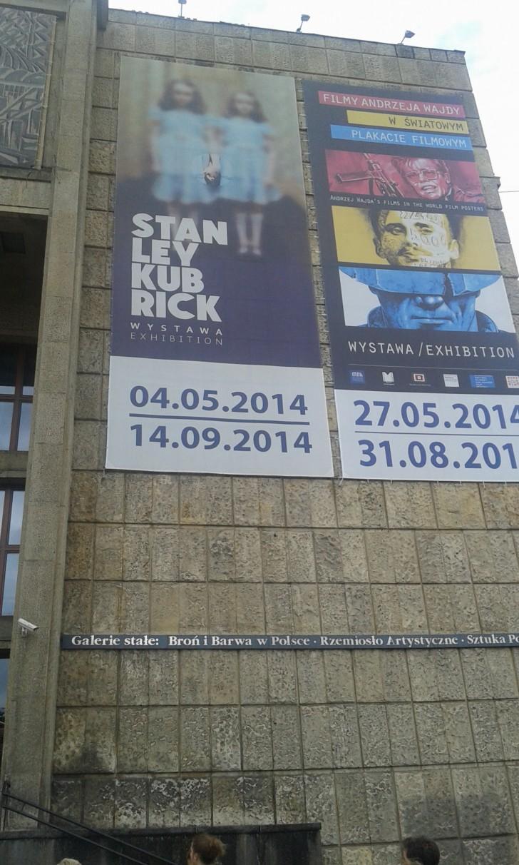Das Nationalmuseum in Krakau