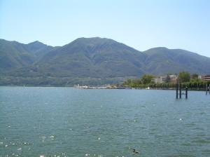 """Die """"Riviera"""" von Locarno"""