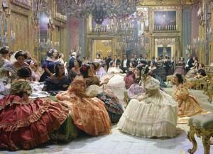 """Die Ballszene in """"Il Gattopardo"""" von Luchino Visconti"""