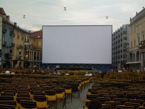 Der Piazza Grande in Locarno