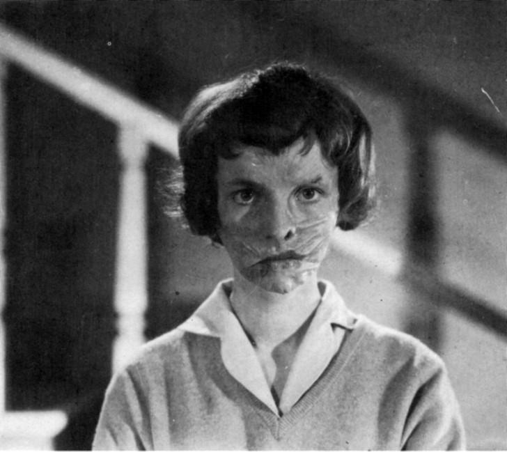 Les yeux sans visage Edith Scob