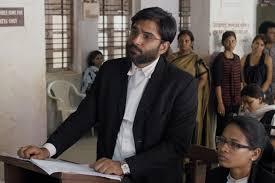 "Vivek Gomber in ""Court"""