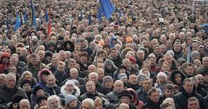 Maidan von Sergei Loznitsa