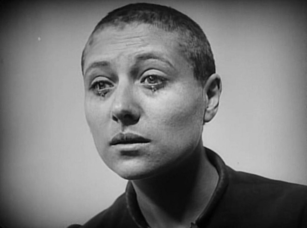 La Passion de Jeanne d'Arc-Carl Theodor Dreyer-1928