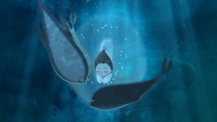 The Song of the Sea von Tomm Moore