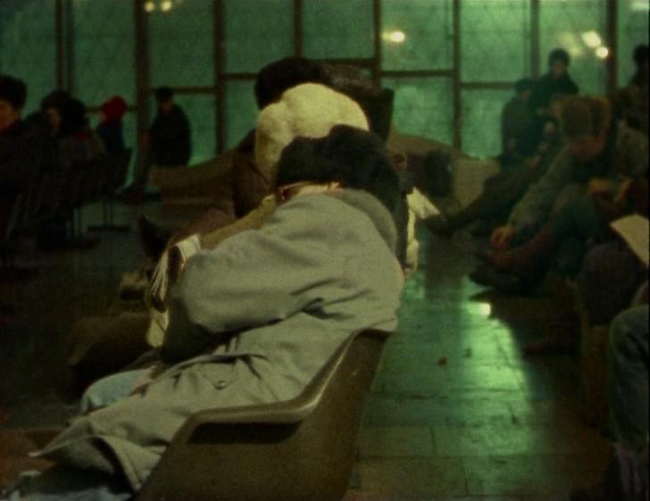 D'Est von Chantal Akerman