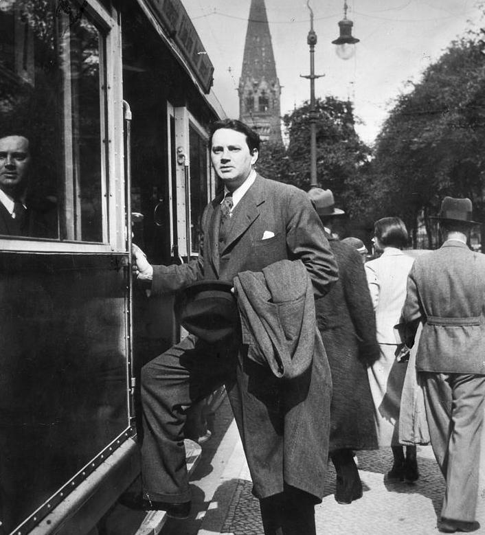 Thomas Wolfe 1935