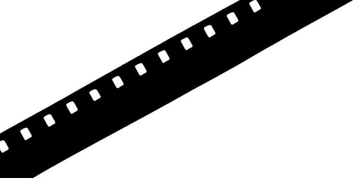 8mm-Filmstreifen