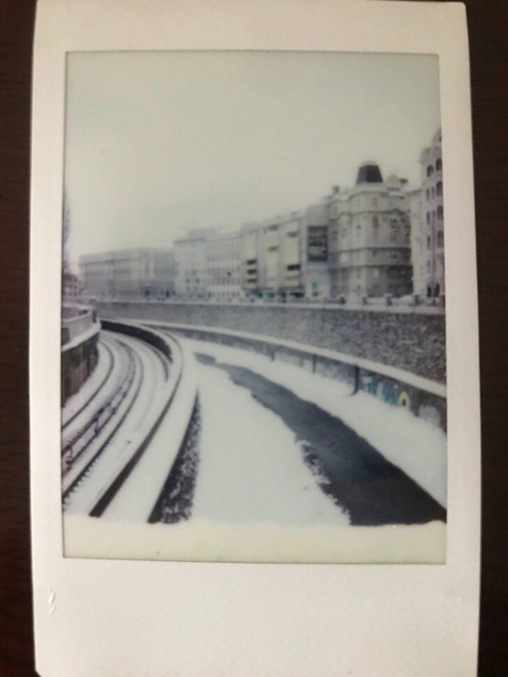 Polaroid Vienna Winter